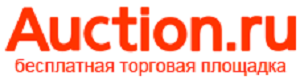 """Auction.ru"" интернет-аукцион логотип"