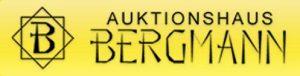 "Аукционный дом ""Bergmann"" Эрланген, Германия логотип"