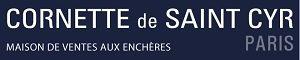 """Аукционный дом """"Cornette de Saint Syr"""" Париж логотип"""