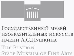 ГМИИ им. А.С.Пушкина логотип