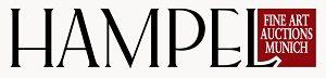 """HAMPEL"" интернет-аукцион Германия логотип"