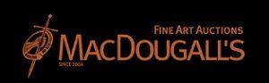 "Аукционный дом ""MacDougall's"" Лондон логотип"