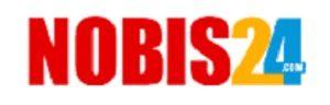 """Nobis24"" интернет-аукцион Германия логотип"