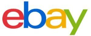 """eBay"" интернет-аукцион США логотип"