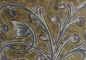 Серебро 84; канфарение, чернь