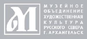 Музейное объединение «Художественная культура Русского Севера» логотип