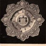 Блюдо Фаберже, поднесенное от Дворян Могилевской Губернии Их Императорским Величествам в Москве, в день Священного Коронования