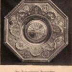 Блюдо Фаберже, поднесенное от Харьковского Дворянства Их Императорским Величествам в Москве, в день Священного Коронования