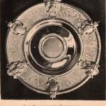 Блюдо Фаберже, поднесенное от Курляндского Дворянства Их Императорским Величествам в Москве, в день Священного Коронования