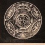 Блюдо Фаберже, поднесенное от Курского Дворянства Их Императорским Величествам в Москве, в день Священного Коронования