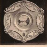 Блюдо Фаберже, поднесенное от Обывателей Царского Их Императорским Величествам в Москве, в день Священного Коронования