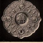 Блюдо Фаберже, поднесенное от Пензенского Губернского Земства Их Императорским Величествам в Москве, в день Священного Коронования