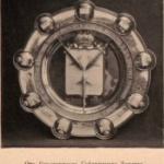 Блюдо Фаберже, поднесенное от Саратовского Губернского Земства Их Императорским Величествам в Москве, в день Священного Коронования