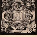 Блюдо Фаберже, поднесенное от Воронежского Земства Их Императорским Величествам в Москве, в день Священного Коронования
