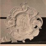 Блюдо и солонка Фаберже, поднесенные от Костромского Губернского Земства Их Императорским Величествам в Москве, в день Священного Коронования