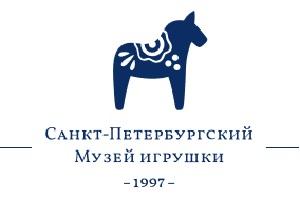 Санкт-Петербургский музей игрушки логотип