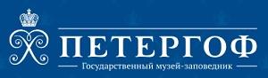 Музей Петергоф логотип